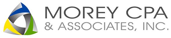 Morey & Associates, CPA Logo